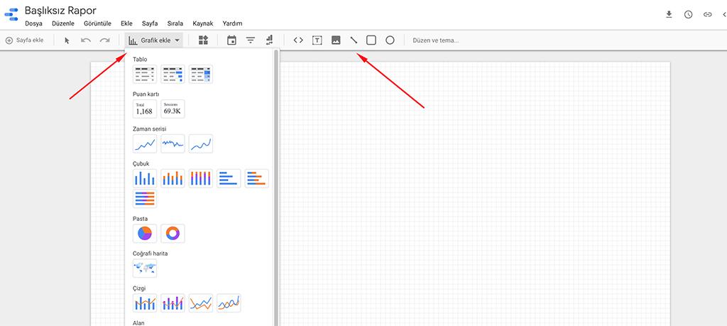 Google Data Studio Kullanımı